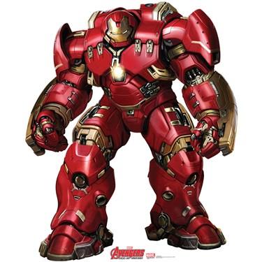 Marvel Avengers Age of Ultron Hulkbuster Standup - 6' Tall