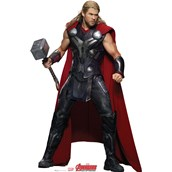 Marvel Avengers Age Of Ultron Thor Standup - 6' Tall