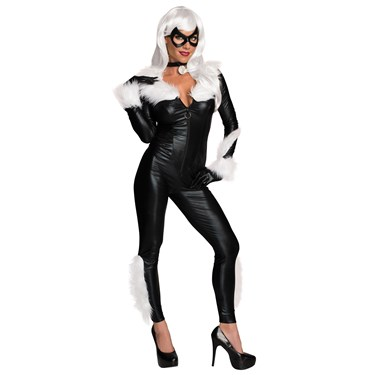 Marvel Black Cat Sexy Adult Costume