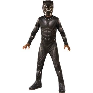 Marvel: Black Panther Movie  Black Panther Boys Costume