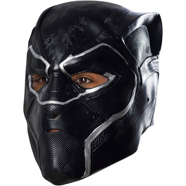 Marvel: Black Panther Movie Black Panther Child 3/4 Mask