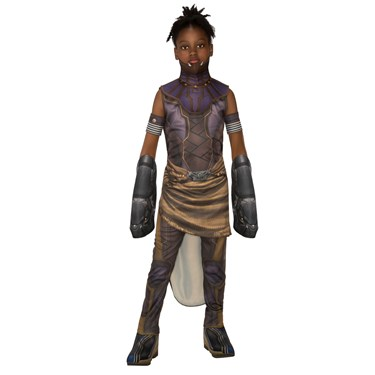 Marvel: Black Panther Movie Deluxe Shuri Girls Costume