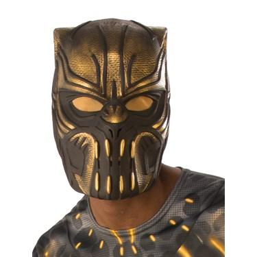 Marvel: Black Panther Movie Erik Killmonger Adult 1/2 Mask