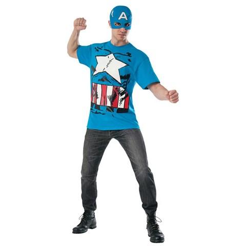Marvel Classic - Captain America T-Shirt Kit