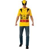 Marvel Comics - X-Men Wolverine T-Shirt Kit