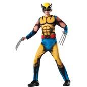 Marvel Deluxe Wolverine Kids Costume