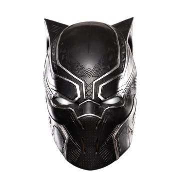 Marvel's Captain America: Civil War- Adult Black Panther Full Vinyl Mask