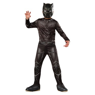 Marvel's Captain America: Civil War - Black Panther Costume for Kids