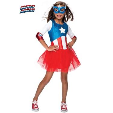 Marvel's Captain America: Civil War - Captain America Child Costume