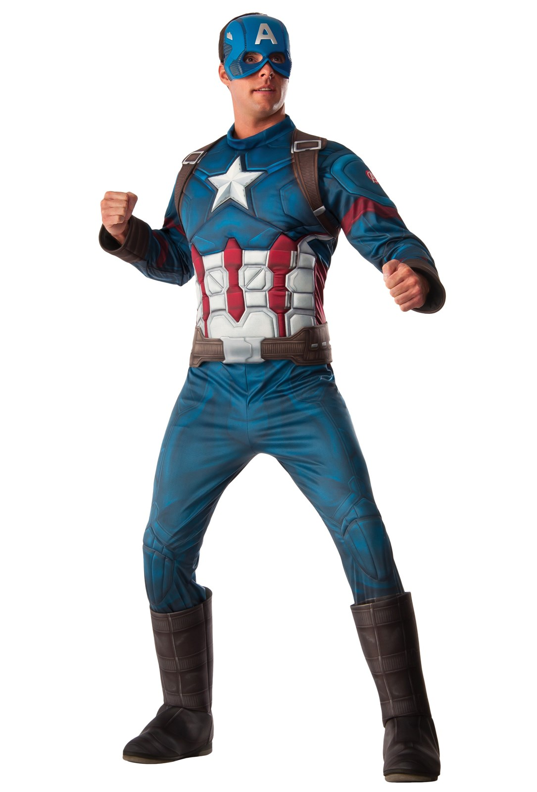 Marvel S Captain America Civil War Captain America Deluxe