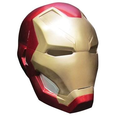 Marvel's Captain America: Civil War Iron Man Adult Mask
