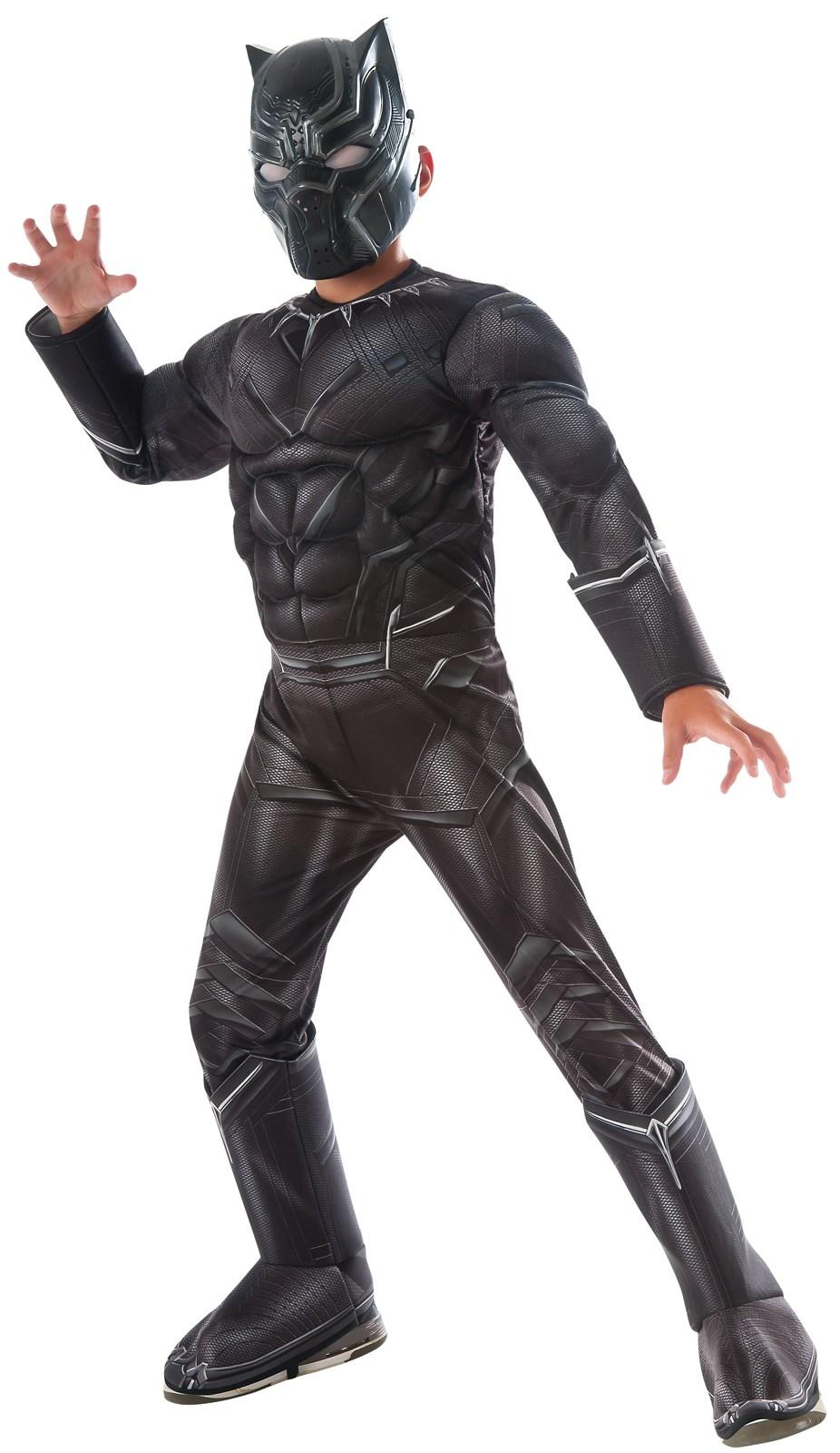Marvels Captain America Civil War Kids Black Panther