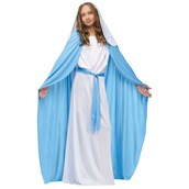 Mary Costume For Girls