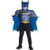 Mens Batman Inflatable Costume Top