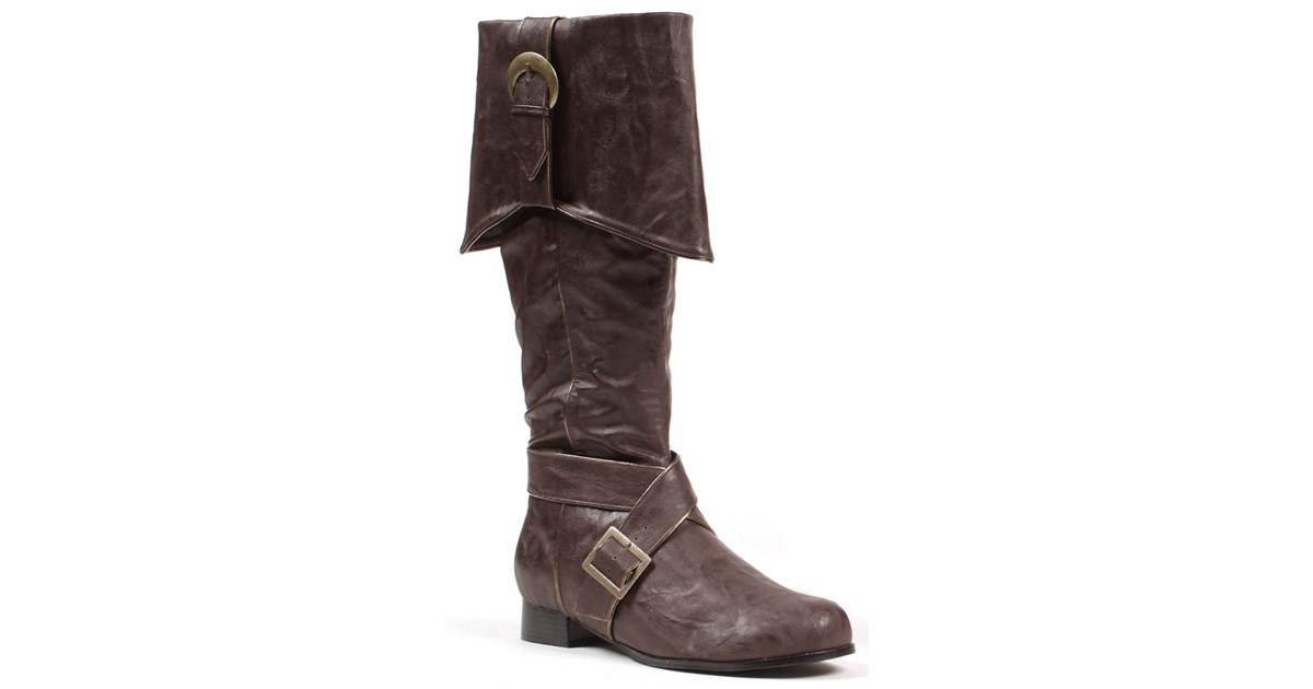 s brown pirate boots buycostumes