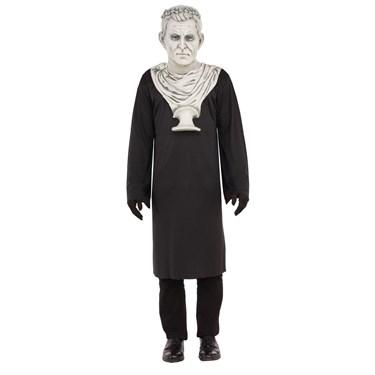 Mens Caesar W/Mask Costume