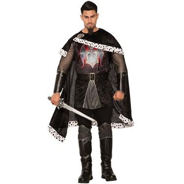Mens Evil King Costume