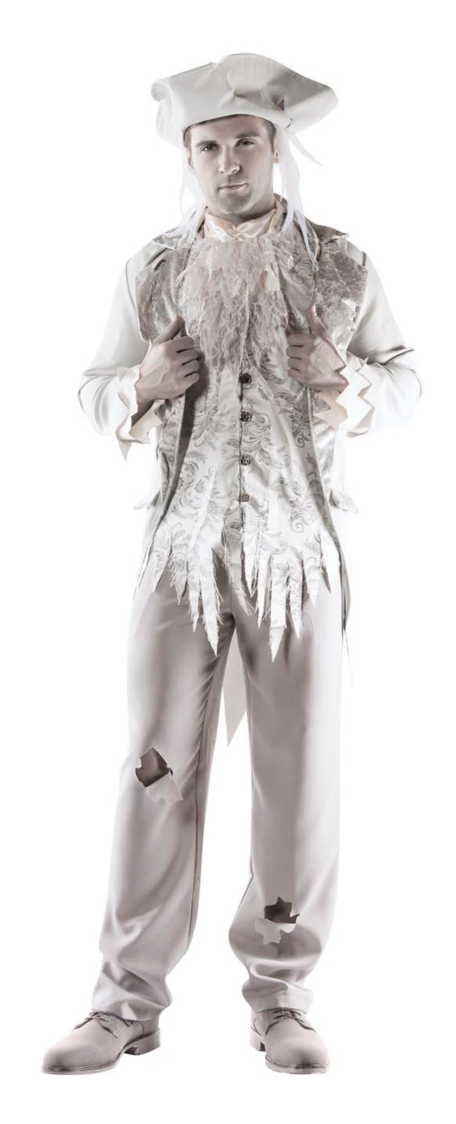 Mens Ghostly Gent Costume