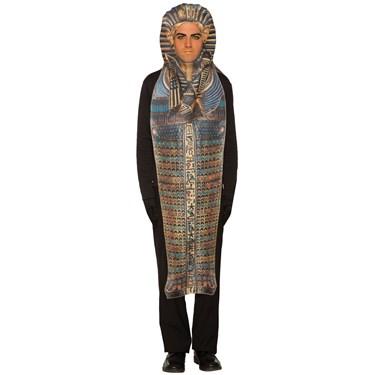 Mens King Tut Sublimation Costume