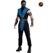 Men's Mortal Kombat Sub-zero Adult Costume