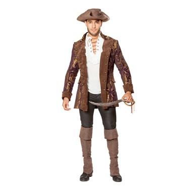 Mens Pirate Jacket