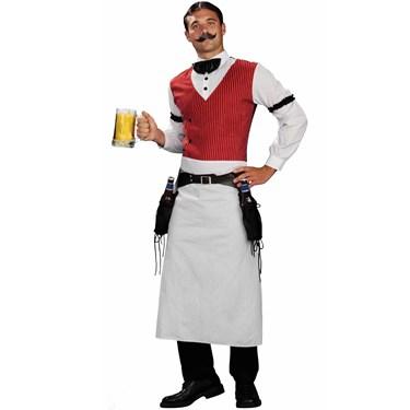 Mens Plus Size Bartender Kit