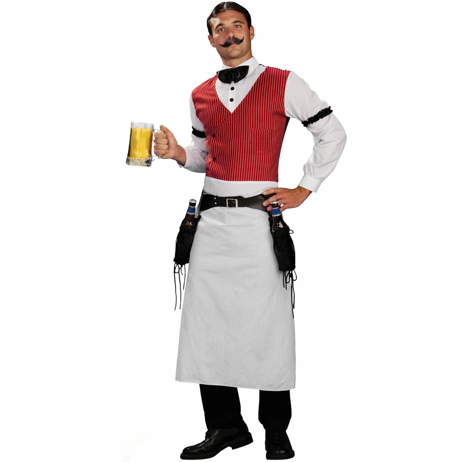 Mens Plus Size Bartender Kit | BuyCostumes.com