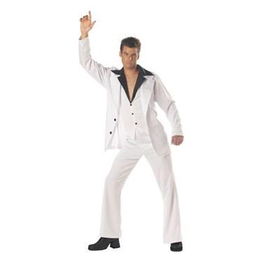 Mens Saturday Night Fever Disco Costume