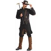Mens Steampunk Gentleman Costume