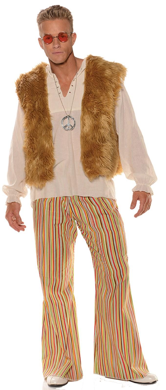 Mens Sunny Hippie Costume