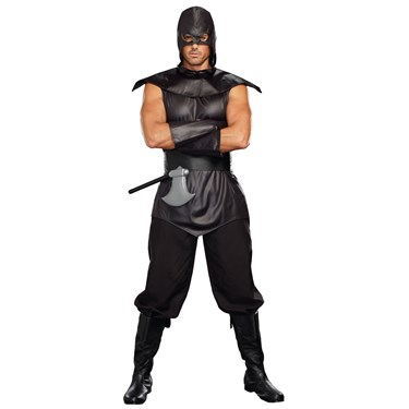 Mens The Assassins Costume