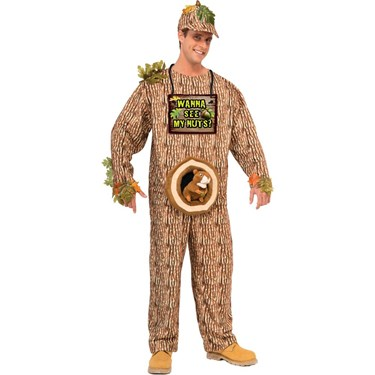 Men's Wanna See My Nuts Costume