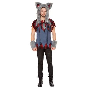 Men's Wolf Costume