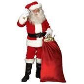Mens XL Imperial Santa Suit
