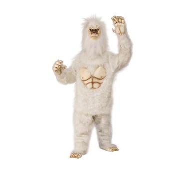 Mens Yeti Costume