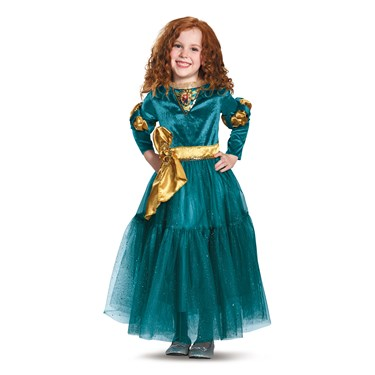 Merida Deluxe Child Costume