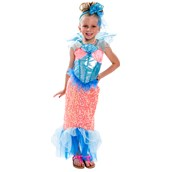 Mermaid Costumes for Kids