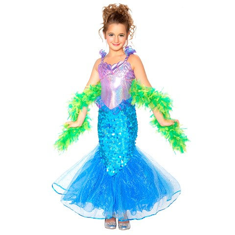 Mermaid Toddler / Child Costume