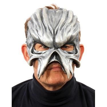 Metal Head Half Mask