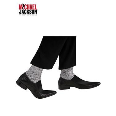 Michael Jackson Adult Socks