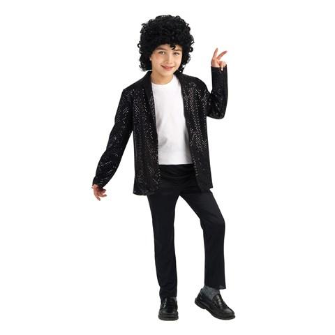 Michael Jackson Deluxe Billie Jean Jacket Child