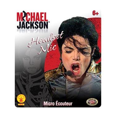 Michael Jackson Microphone Headset
