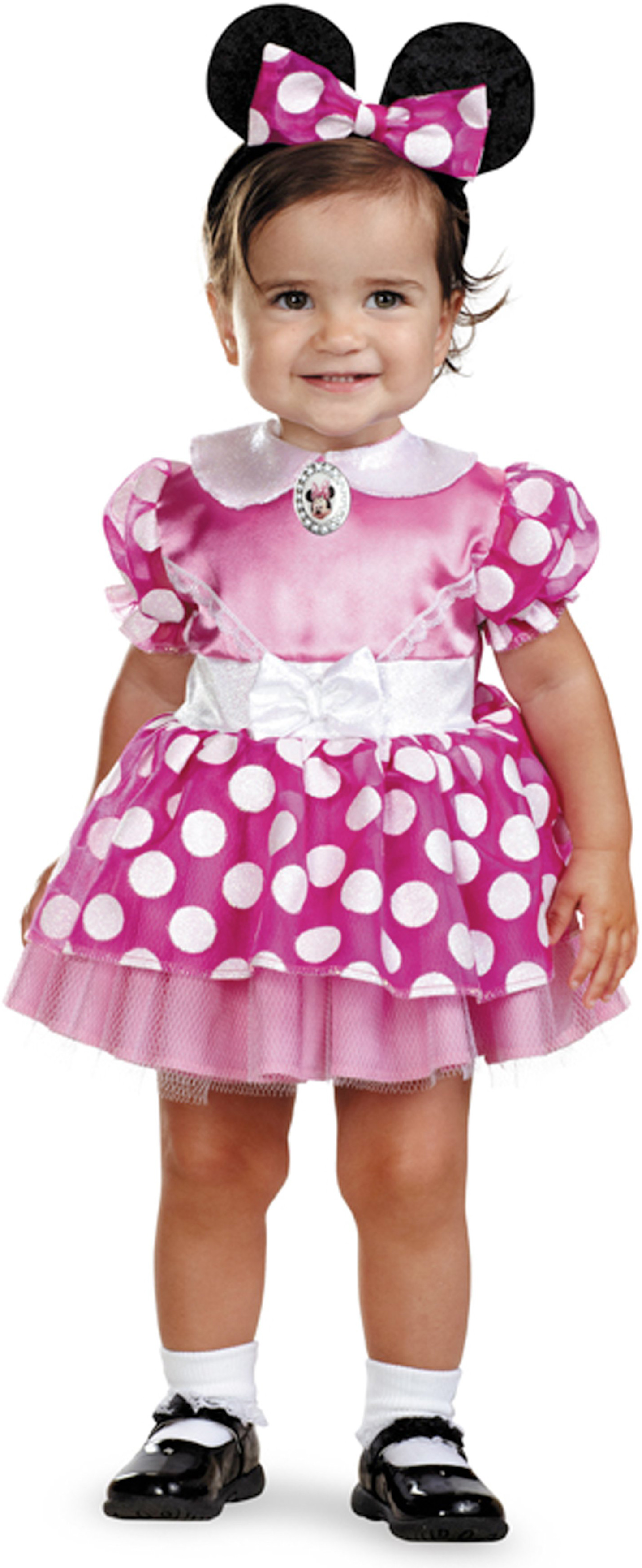 Mickey Mouse Clubhouse - Pink Minnie Mouse Infant Costume ...