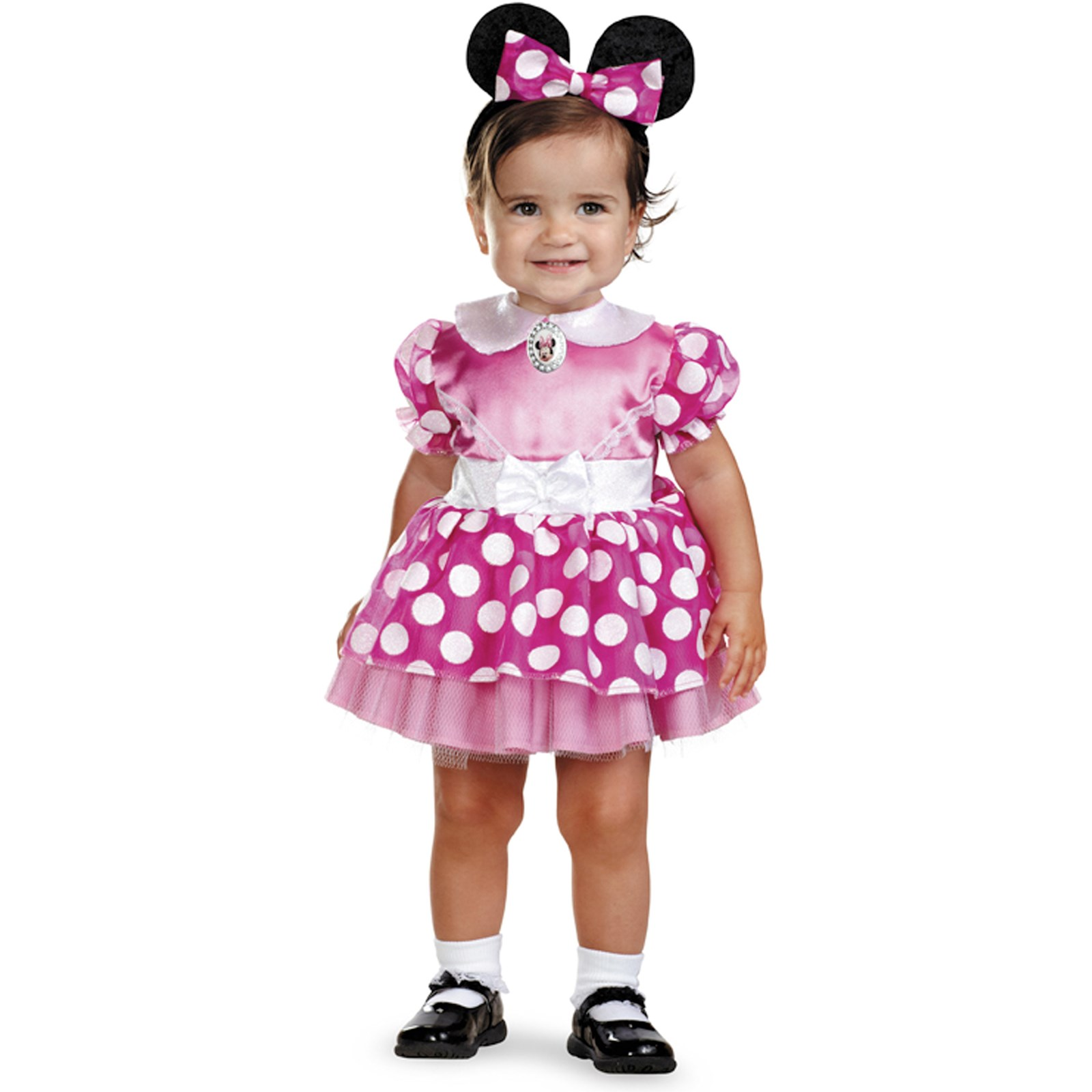 mickey mouse clubhouse pink minnie mouse infant costume - Baby Mickey Mouse Halloween Costume