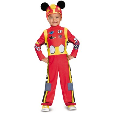 Mickey Roadster Classic Child Costume