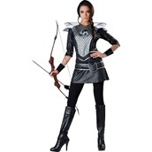 Midnight Huntress Dress - Womens Costume