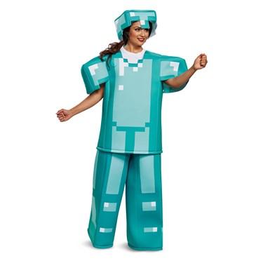 Minecraft Minecraft Armor Prestige Adult Costume