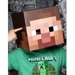 Minecraft Steve Head Mask Adult