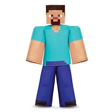 Minecraft - Steve Prestige Child Costume