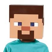 Minecraft - Steve Vacuform Child Mask